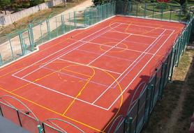 Спортивні покриття та штучна  трава