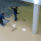 Наливні і полімерні підлоги