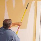 Лакофарбове покриття стін